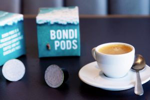 Bondi Pods coffee. Image supplied.