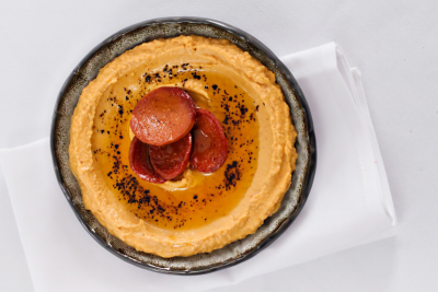 Efendy Balmain Sydney Hummus Recipe. Image supplied