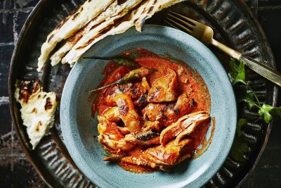 The Spice Tailor Anjum Anand Classic Butter Chicken Recipe. Image supplied