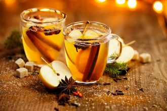 Hot Toddy Cocktail Recipe. Photographed by zi3000. Image via Shutterstock