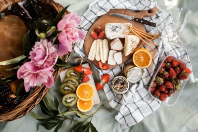Picnic Food. Image by Kate Hliznitsova via Unsplash.