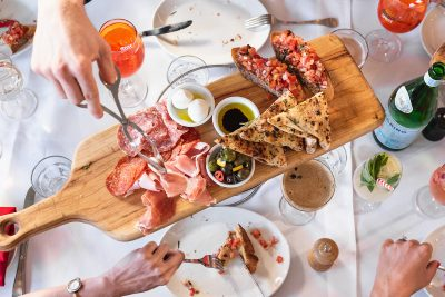 Fratelli Fresh Signature Antipasti Board. Image supplied.