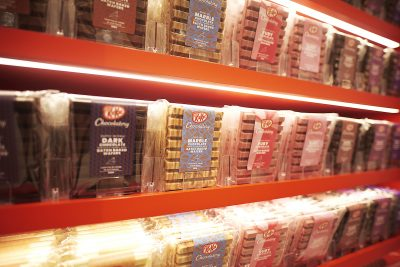Sydney MidCity KitKat Chocolatory Boutique. Image supplied