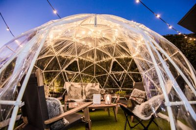The Auburn Hotel Hawthorn Melbourne Igloo. Australian Venue Co. Image supplied