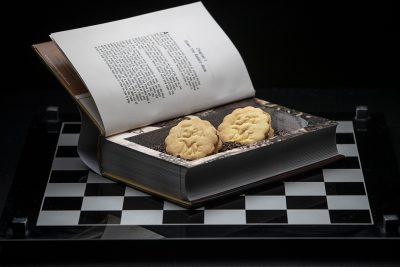 nel. restaurant. Disney degustation 2020. Eat Me Cookies. Image supplied