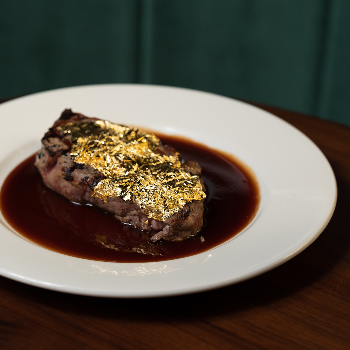 24k NY Strip Steak ($49) at Employees Only. Image supplied.