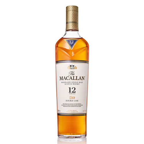 <strong>The Macallan</strong> 12 Year Old Double Cask Single Malt Scotch Whisky