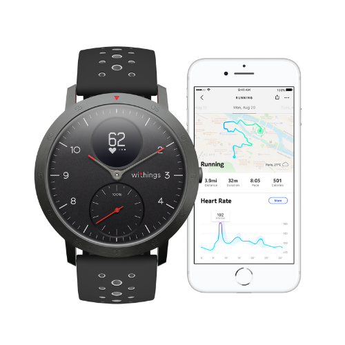 <strong>Withings</strong> Steel HR Sport