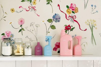 5 Best Australian Made Eco-Friendly Cleaning Products for Spring 2021. Zero Co. Image supplied.