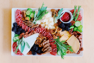 6 Easy Steps for Creating the Most Delicious Antipasto Platters. Photographed by Marissa Mullen. Image supplied