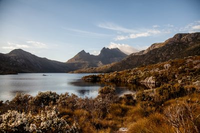 Cradle Mountain, Tasmania. Sourced from Tourism Australia, Photography by Cultivate Productions.