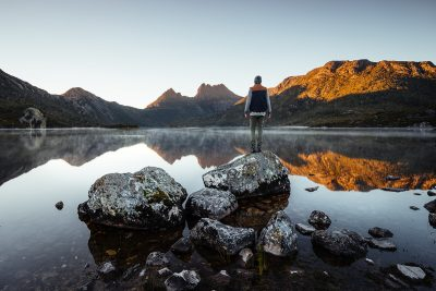 Cradle Mountain, Tasmania. Sourced from Tourism Australia, Photographed by Jason Charles Hill.