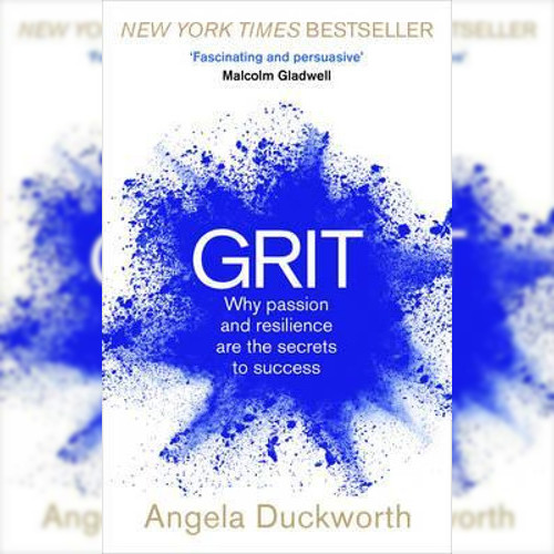 <strong>Grit: The Power of Passion and Perseverance</strong>, Angela Duckworth