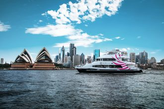 Journey Beyond: Cruise Sydney Vessel. Image supplied