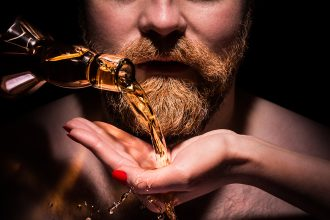 Anatomical Whisky by Bompas & Parr Image by Nathan Pask. Image supplied