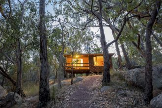 Granite Belt Retreat and Brewery Queensland. Image supplied