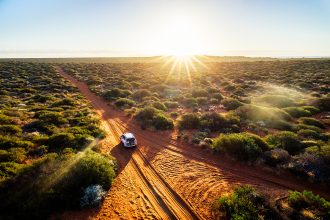 Outback Australia. Image purchased via shutterstock