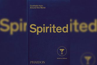 Spirited: Cocktails from Around the World. Image: Supplied