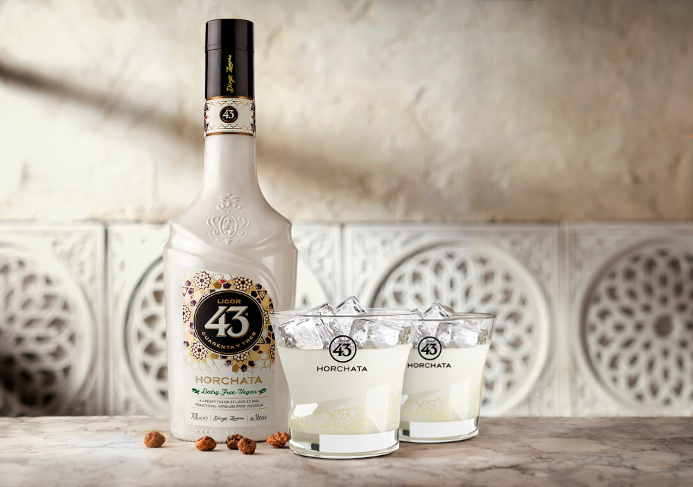 Licor 43 Horchata with tiger nut. Image: Supplied