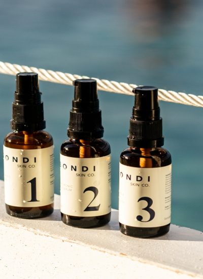 Bondi Skin Co Serum Kit Men Skincare. Image supplied.