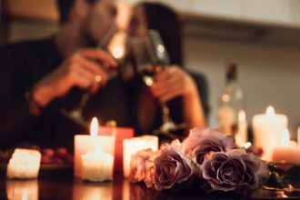 The 10 Essentials For The Ultimate Date Night at Home. Photographed by The 10 Essentials For The Ultimate Date Night at Home. Photographed by Dean Drobot. Image via Shutterstock