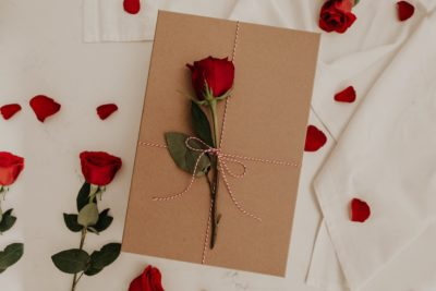 10 Quirky Gift Ideas for Valentine's Day 2021. Photographed by Becca Tapert. Image via Unsplash.