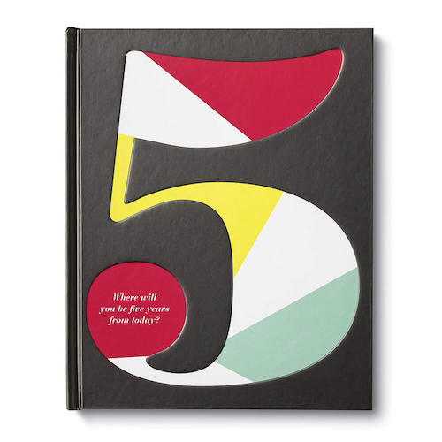 The Five Book: What Do The Next 5 Yrs Hold?
