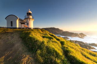The 10 Best Must-Visit Australian Towns of 2021. Port Macquarie New South Wales. Photographed by iSKYDANCER. Image via Shutterstock. 2