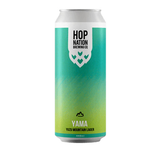 <strong>Hop Nation</strong> Yama Yuzu Mountain Lager