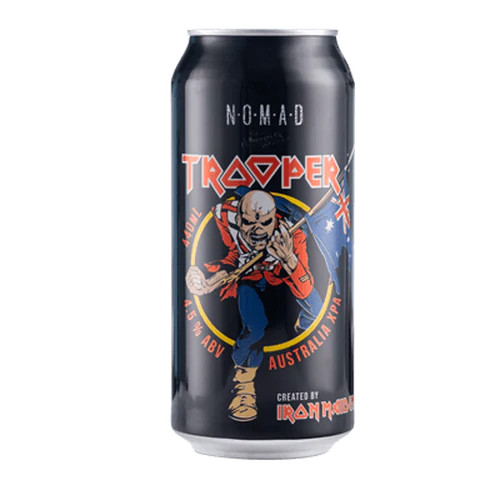 <strong>Nomad</strong> Iron Maiden Trooper XPA