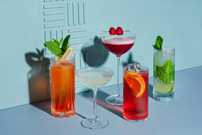 Australian Cocktail Month. Photographed by Chris Pearce. Image: Supplied