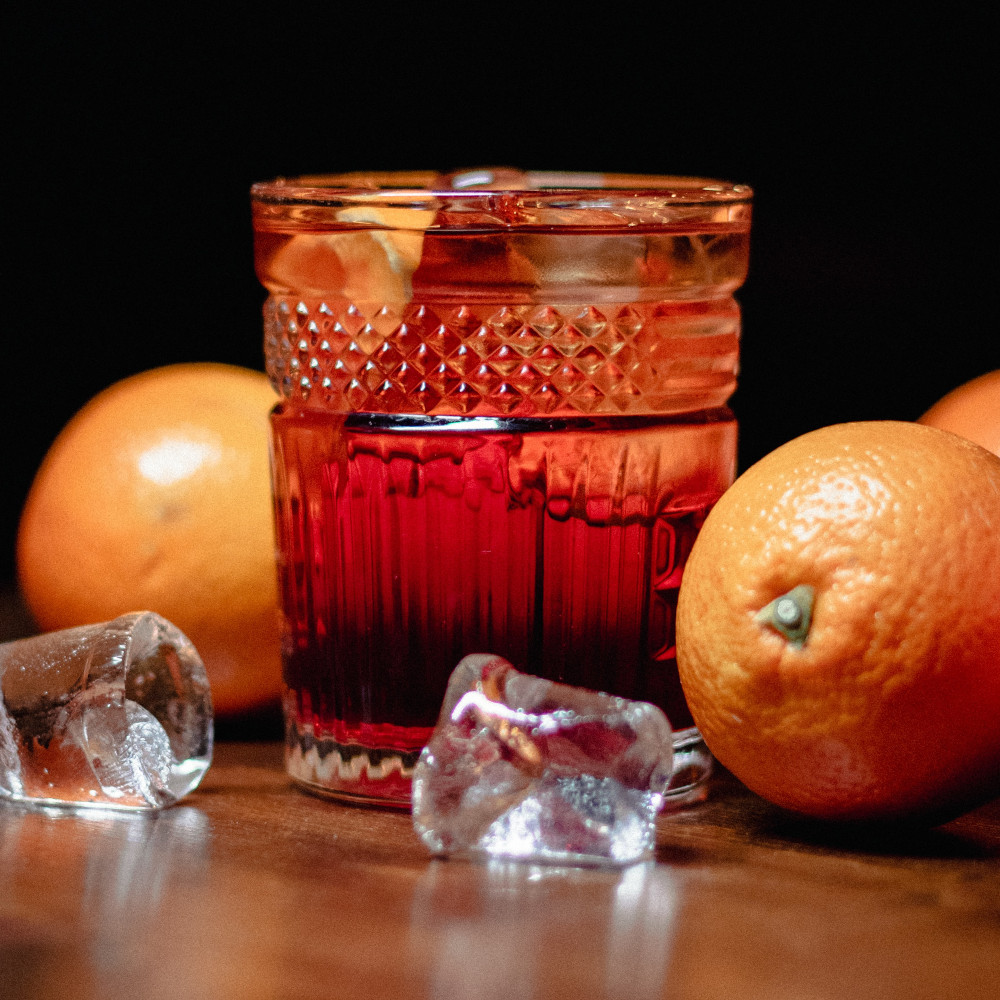 <strong>Pampelle Negroni</strong>