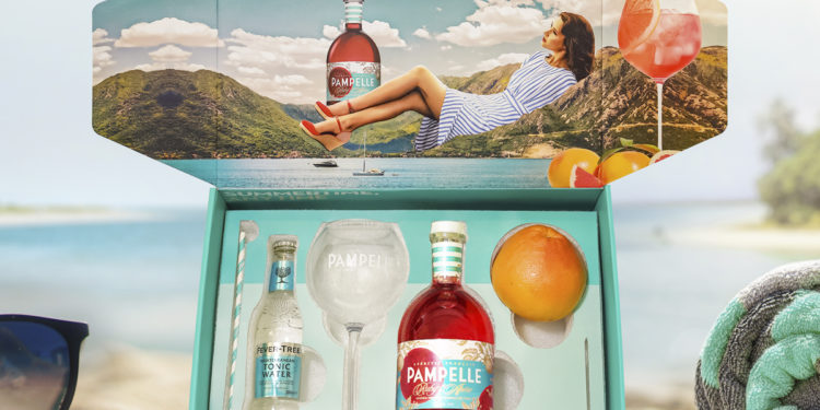 Aperitif Cocktails by Pampelle. Image: Supplied