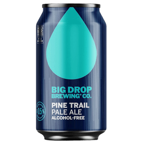 <strong>Big Drop</strong> Pine Trail Low Alcohol Pale Ale