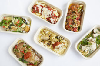 ChefPrep x STIX. The Newest Ready-Made Meal Delivery Service Sydney Foodies Need. Photographed by Yasmin Mund. Image supplied.