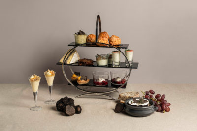 Melbourne Welcomes Month-Long Truffle High Tea this August 2021. The Westin Melbourne. Image supplied.