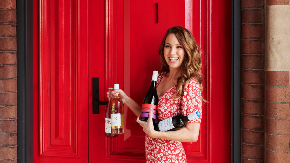 Sans Drinks founder Irene Falcone. Image Supplied