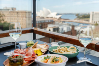 The Glenmore Sydney. Photographed by Steven Woodburn. Image supplied.